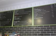 Tablice menu